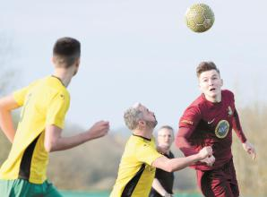 Derek Sweetman's Holyport look nailed on for promotion from Hellenic Division One East