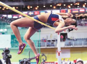 WSEH AC's Jessie Knight is on the right track for club and country in international event