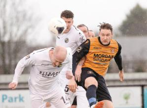 Slough Town 'a point closer' to securing a play off position after Havant and Waterlooville draw, says Underwood