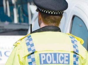 A man has been charged with racially harassing a police officer in Maidenhead