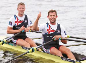 Marlow's Rory Gibbs takes top spot on rostrum at GB's Team Olympic trials