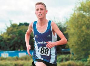 Cookham Running Club boys' team retain North West London Cross Country Championship title