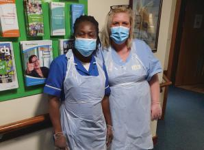 Help support Thames Hospice as it does its 'very best' during coronavirus pandemic