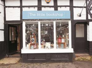The Little Bookshop launches children's writing competition
