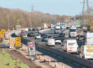 Drivers braced for closure on part of M4 this weekend