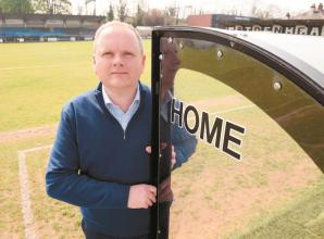 Adams confident Maidenhead United will remain in National League, but admits 'there might not be a next season'