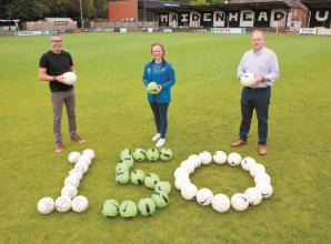 Maidenhead United call on community to help raise £150,000 for good causes to mark its 150th anniversary