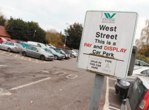 Bucks Council announces free parking scheme until August