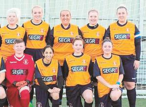 Slough Town aiming to run second ladies team next season and are looking to recruit players