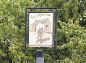 Uncle Tom's Cabin pub sign to be replaced
