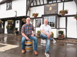 Waltham inn listed in prestigious pub guide