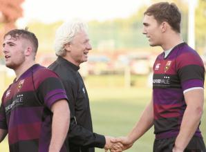 Mobbs-Smith says Maidenhead RFC have been a 'UK leader' in their efforts to bring rugby back to Braywick Park
