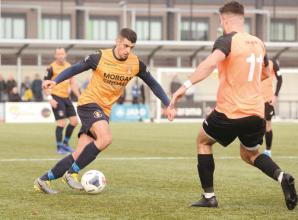Underwood says form will go out of the window in Slough Town's play-off clash with Dartford