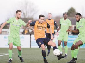 Slough Town's return to training has felt 'very different', but excitement is building ahead of play-offs