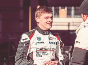 Harry's keen to rattle a few cages in rookie Porsche Carrera Cup season