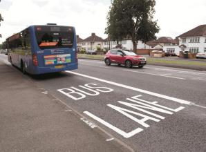 Councillor rejects call to resign over controversial A4 bus and cycle lane