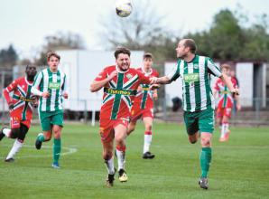 Windsor FC suffer another late kick in the teeth in defeat to Holmer Green