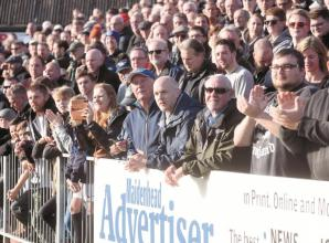Maidenhead United have time to confirm details of supporters return to York Road
