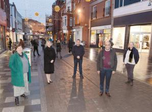 'Use them or lose them' – shoppers urged to support local stores more than ever this Christmas