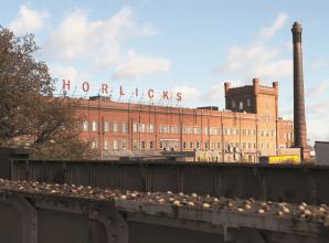 Renowned Horlicks Factory lettering to be temporarily removed