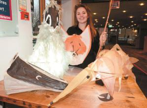 Norden Farm to replace Lantern Parade with Lantern Trail this year