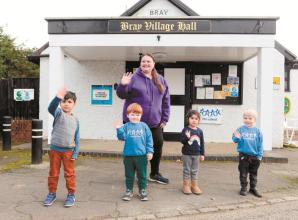Bray Preschool becomes part of Braywick Court School