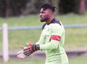 Marlow goalkeeper Grant 'grateful' to spend more time with family amid footballing hiatus