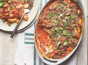 RECIPE: Fish with pecan crumble by Annie Ball