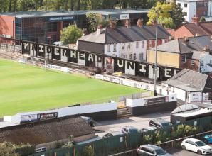 Maidenhead United will mark 150th anniversary virtually but chairman can't wait for supporters' return to York Road