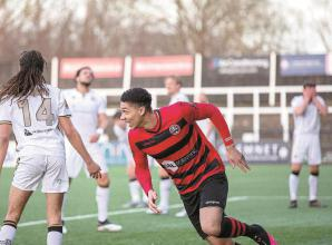 Wiltshire bags injury-time equaliser as Maidenhead United make their point at Bromley