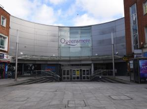 Queensmere shopping centre redevelopment could take 14 years
