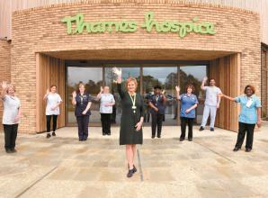 Thames Hospice reaches funding goal for new Bray Lake site
