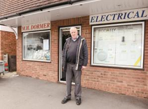Family electrical store in Maidenhead closes after 35 years
