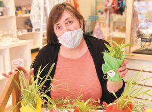 Free plants to welcome back crafty Maidenhead and Windsor visitors