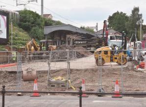 No date set for end of Maidenhead station forecourt works