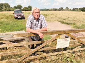 Littlewick Show could take place on Cookham field