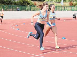 WSEH AC pull clear of their competition at Southern League meet