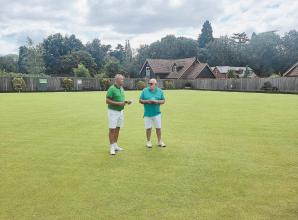 Maidenhead Thicket Bowls Club raise funds and celebrate a successful season