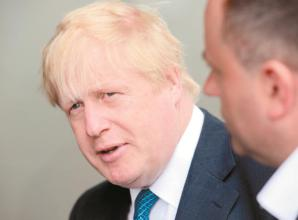 Council will 'keep to the plan' after Boris Johnson discourages green-field developments